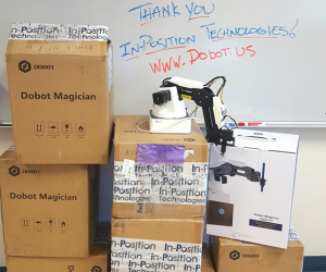 How to get a $100 Discount on a Dobot Magician