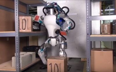 The Amazing World of Robotics!